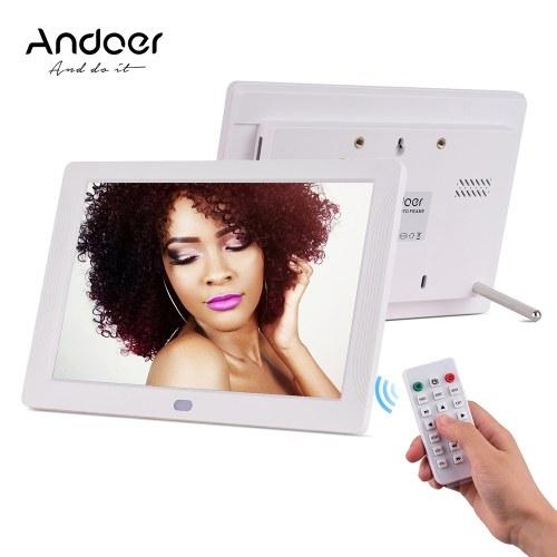 Andoer P701 7-дюймовая светодиодная цифровая фоторамка фото