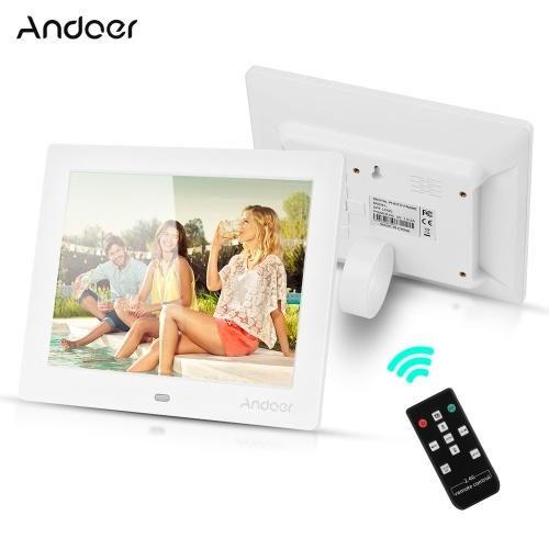 Andoer 8 Inch Digital Photo Frame
