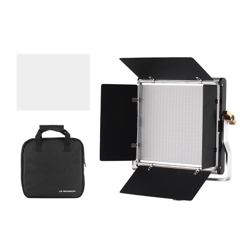 Lampe de remplissage de panneau de lumière vidéo LED Andoer