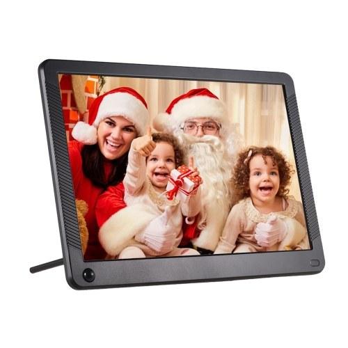 Andoer P101 10 Inch LED Digital Photo Frame