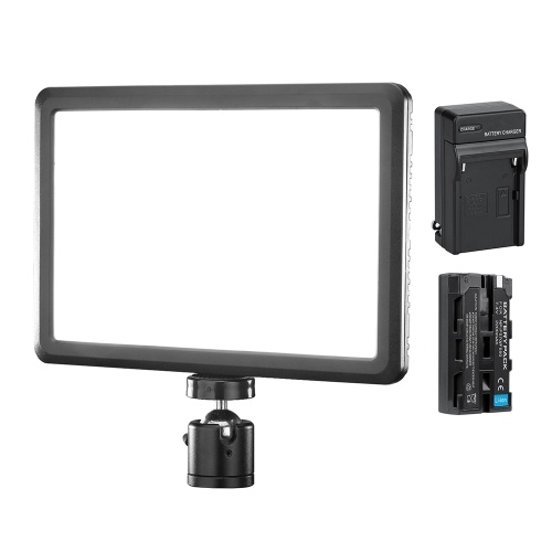 NiceFoto SL-150A Zweifarbiges Videolicht Dimmbares Soft Light Panel