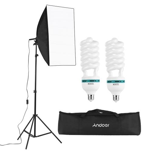 Andoer Professional Studio Fotografie Licht Kit