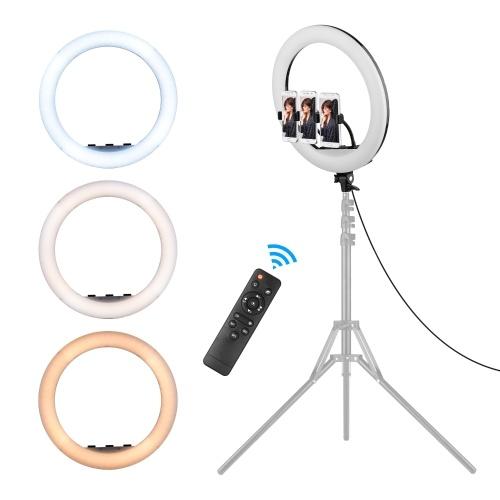 21 Inch LED Ring Light Photography Lamp Set