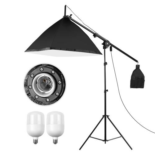 Andoer Studio Fotografie Softbox Beleuchtungsset