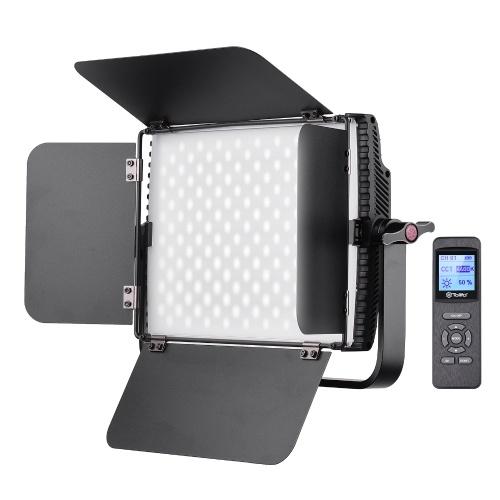 Tolifo GK-S60RGB 60W RGB LED-Videoleuchte 3200K-5600K Dimmbares Fotografie-Fülllicht