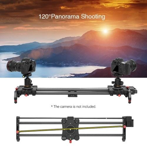 GVM GR-80QD 80cm Motorized Photography Camera Slider
