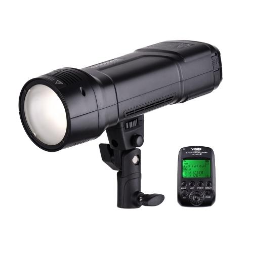 VISICO V2 Tragbare ETTL Studio Portrait Blitzlicht Fotografie Taschenfülllampe