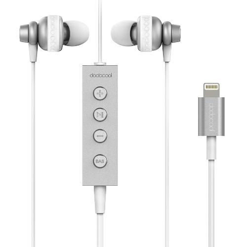 Dodocool MFi Certified Hi-Res In-ear Stereo Earphone фото