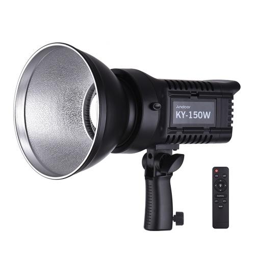 Andoer LED Video Light Studio Portrait Lamp