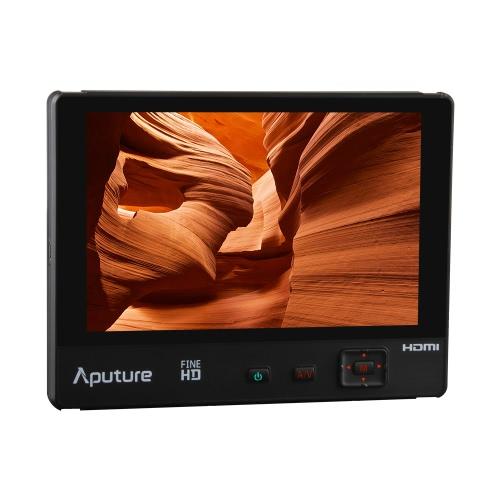 Aputure VS-2 FineHD 7inch cyfrowy LCD aplikacja Video Monitor 1920 * 1200 Rozdzielczością LTPS V-Screen z baterią torba na kamerę DSLR Camera