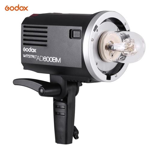 Godox WITSTRO AD600BM 600WS GN87 HSS 1/8000 s 屋外ストロボ 2.4 G 無線 X 8700mAh リチウム イオン電池システム