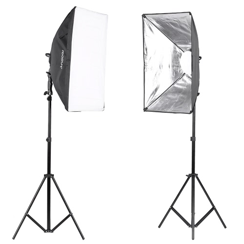 Reflector Umbrella 43 Inch 110cm 2 In 1 Detachable Multi-function Black//Silver Reflector Umbrella Ideal For Photography Activities For Photography Studio Light Flash Color : As shown , Size : Free