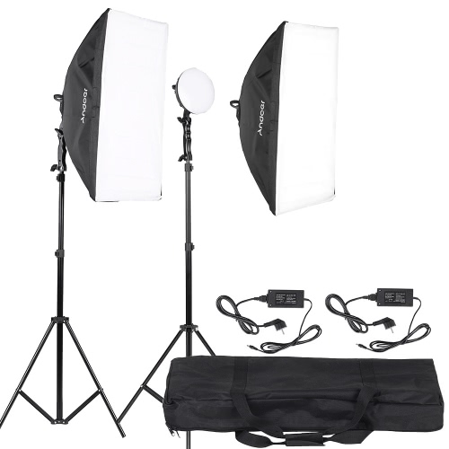 Andoer Led Photography Studio Lighting