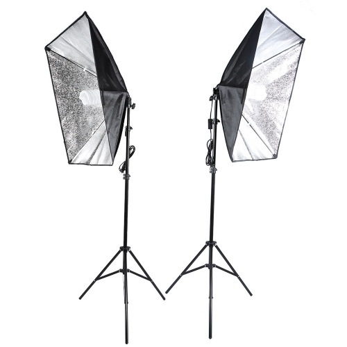Andoer Photography Studio Cube Umbrella Softbox Light Lighting Tent Kit