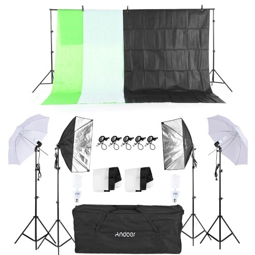 Andoer Photography Kit 2Pcs 33