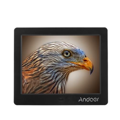 """Andoer 8 """"ЖК-экран с широким экраном"""