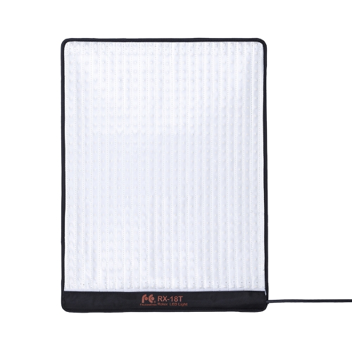 792pcs FalconEyes RX-18T LED Perles CRI93 Slim Pliable enroulable Cloth Photographie LED Fill-in Light Lamp pour Studio Vidéo Film Portrait Prise de vue