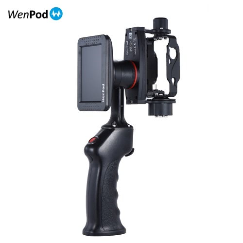 WenPod GP1+ Adventure Camera Stabilizer
