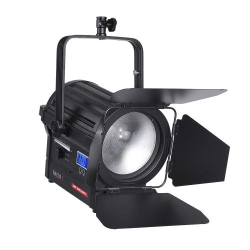 Vibesta Rayzr R7-200 200W LED Focus Light Spotlight Daylight Lamp 5600K Dimmable for DSLR Camera Camcorder Video Studio Photography Film Making