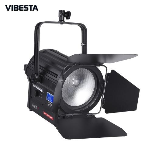 Vibesta Rayzr R7-200 200W LED Foco Luz Lámpara Lámpara luz del día 5600K regulables para Hacer cámara DSLR cámara de vídeo fotografía del estudio de cine