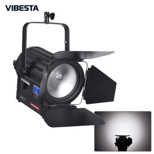 Vibesta Rayzr 7-300 300W LED Focus Light Spotlight Daylight Lamp 5600K Dimmable for DSLR Camera Camcorder Video Stuidio Photography Film Making