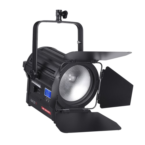 Vibesta Rayzr 7-300 Spotlight 300W focus LED Daylight Lampe 5600K Dimmable pour Making DSLR caméscope Stuidio Photographie Film