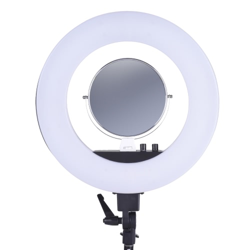 Andoer 18-calowa dioda LED Video Ring Light do wypełnienia
