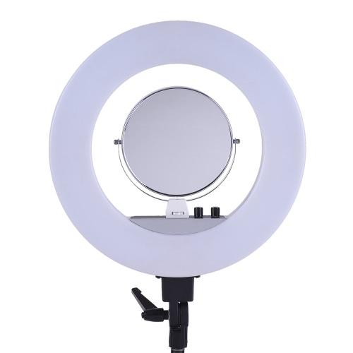 Andoer 18-calowa dioda LED Video Ring Light do wypełnienia