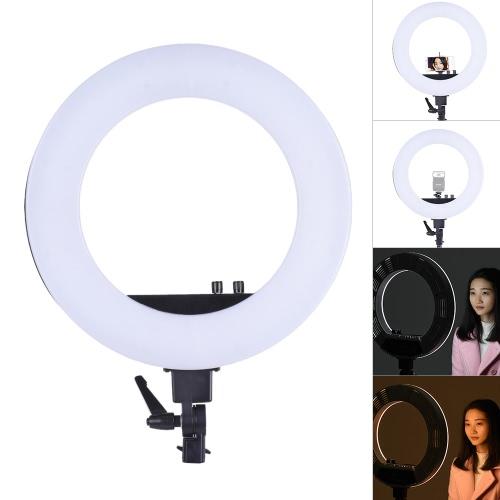 18 pulgadas de luz de anillo de LED de Video