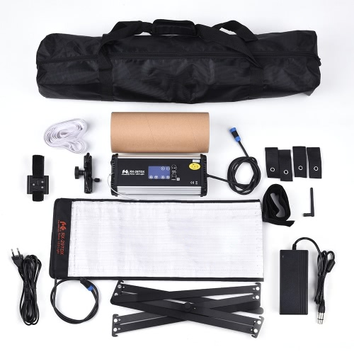 FalconEyes RX-29TDX Rollable Cloth LED Fill-in Light Lamp
