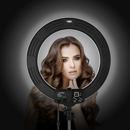 Andoer HD-18S 18 pollici Studio Ring Light