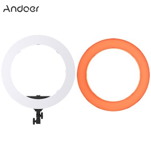 Andoer HD-18D 18 pulgadas Studio Ring Light