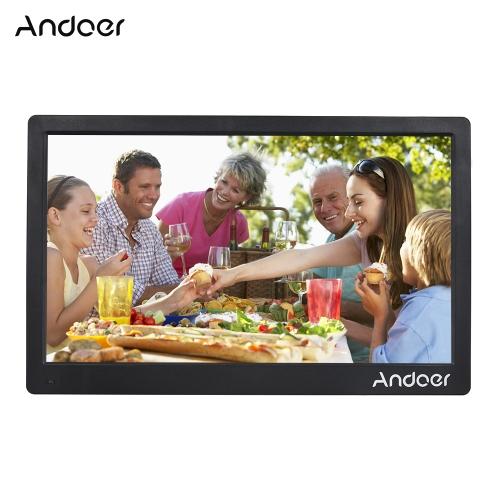 Andoer 17inch 1920 * 1080 HD Cadre photo numérique