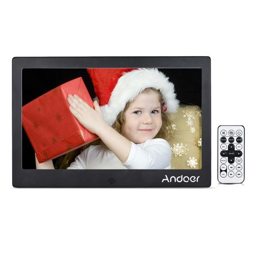 """Andoer 10 """"LED Cadre photo numérique"""