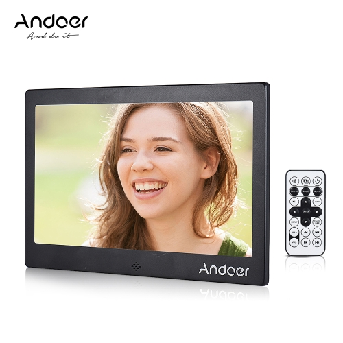 "Andoer 10 ""LED cyfrowa ramka na zdjęcia"