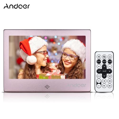 "Andoer 7 ""LED cyfrowa ramka na zdjęcia"