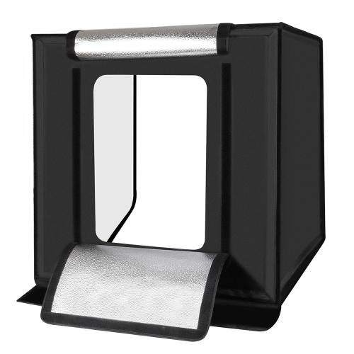 16 Zoll 40cm faltender beweglicher Foto-Studio-Kasten-Installationssatz