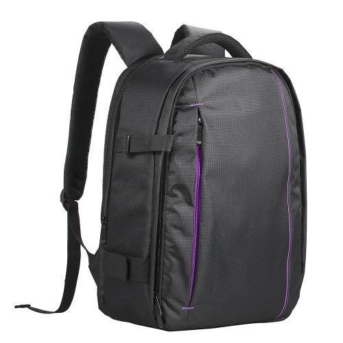 Outdoor Wear-resisting DSLR Digital Camera Video Backpack Water-resistant Multi-functional Breathable Photograph Camera Bags
