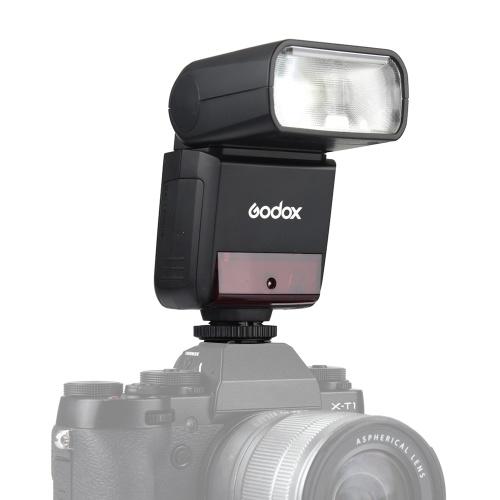Godox V350F Compact Size 2.4G Wireless Speedlite Master/ Slave Camera Flash