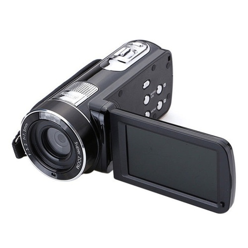 Cámara digital profesional 1080P Full HD de visión nocturna