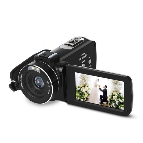 Fotocamera digitale professionale con visione notturna Full HD 1080P