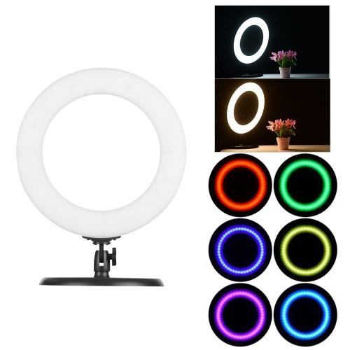 Lampe de poche vidéo à LED de 14 pouces
