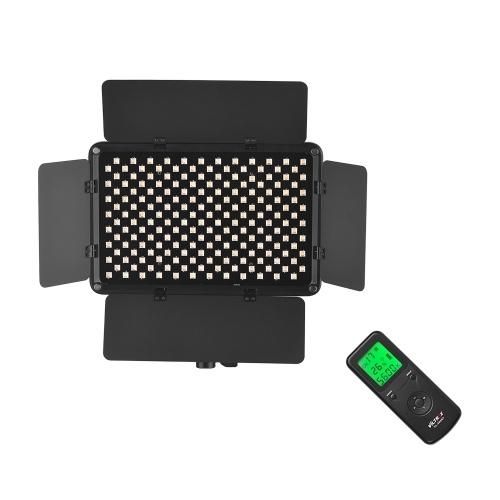 Viltrox VL-S192Tプロフェッショナル超薄型2色調光LEDビデオライト3300K-5600K CRI 95+ライトバリア付きリモートコントローラーポートレートウエディングニュースインタビュー子供たちマクロ静止画写真