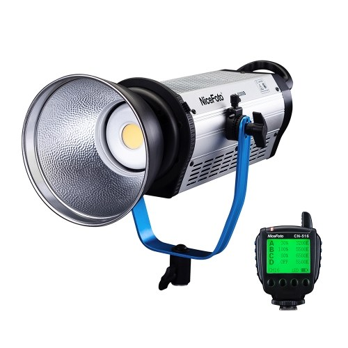 NiceFoto HA-3300B 330W Professional 5500K Daylight COB LED Video Light