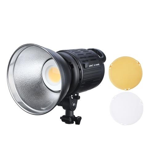 NiceFoto HC-1000B II fotografia LED lâmpada de luz de vídeo