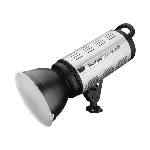 NiceFoto LED-1500B II Фотография Светодиодная видео лампа