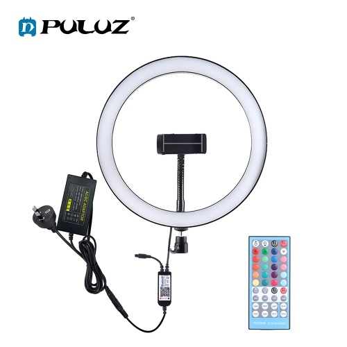 PULUZ LEDs Video Ringlicht