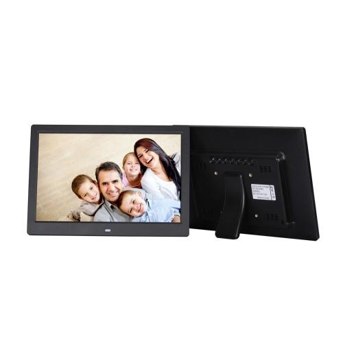 """SJD-1203 12"""" LEDs Digital Photo Frame"""