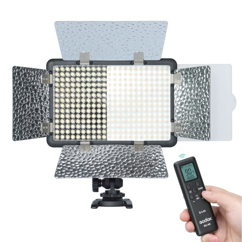 Godox LF308Bi Bi-color Temperature LED Flash Light