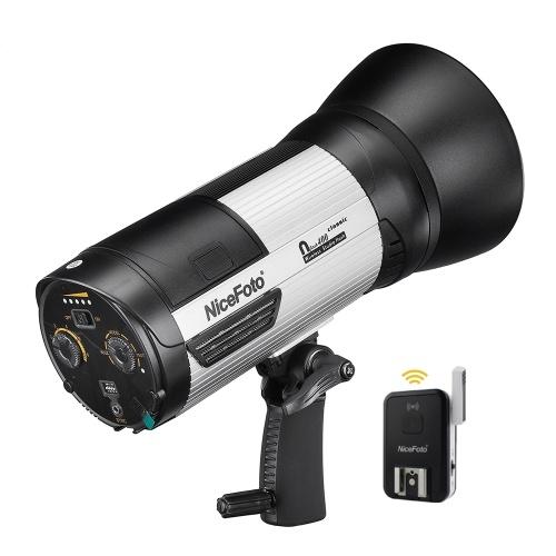 NiceFoto N-Flash 400 400Ws kabelloses Studio-Blitzlicht